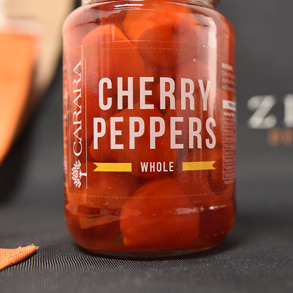 Carara Cherry Peppers Whole