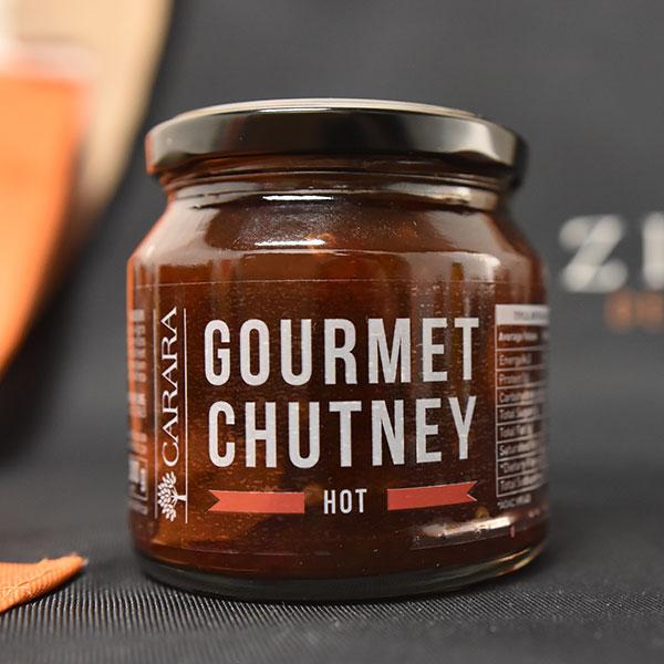 Carara Gourmet Chutney Hot