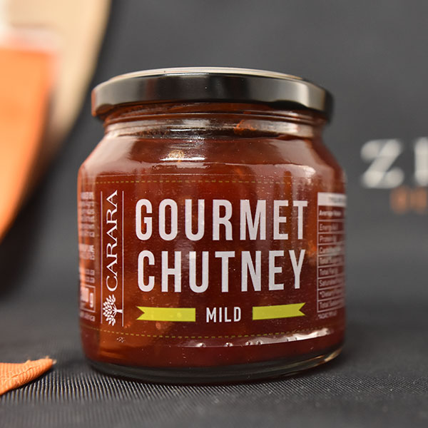 Carara Gourmet Chutney Mild