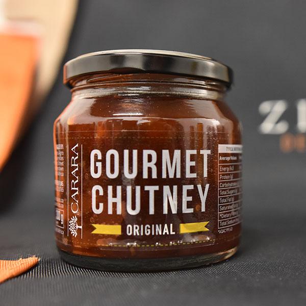 Carara Gourmet Chutney Original